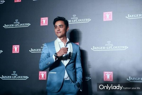 上海国际电影节星光闪耀CANALI绅士尽显精致优雅